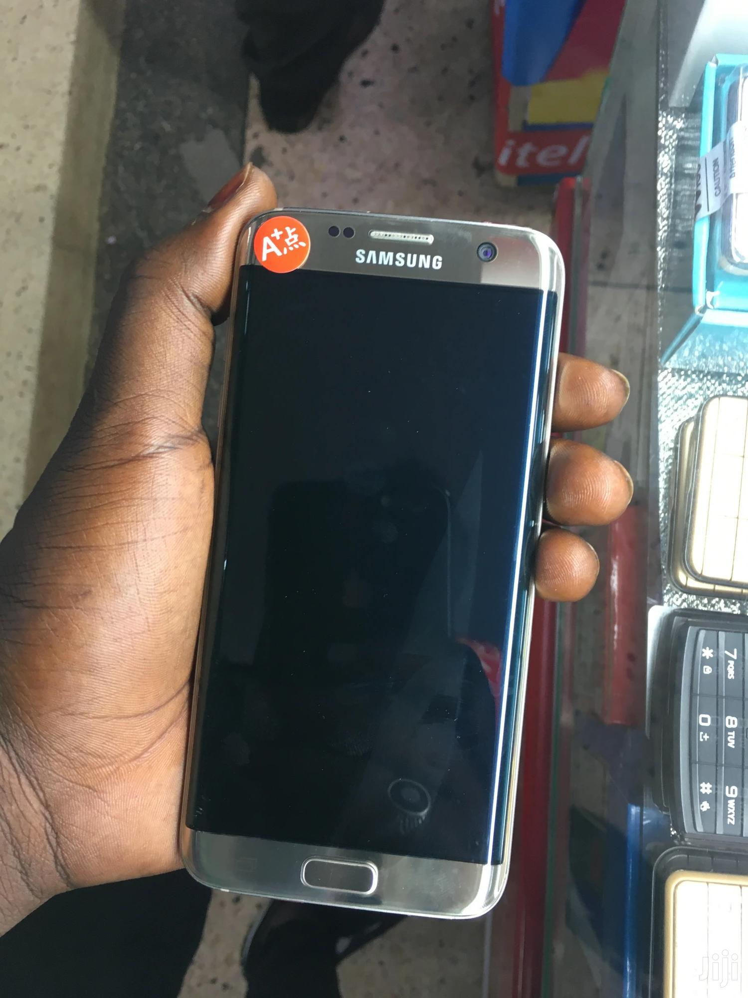 Samsung Galaxy S7 edge 32 GB Gold | Mobile Phones for sale in Kampala, Central Region, Uganda