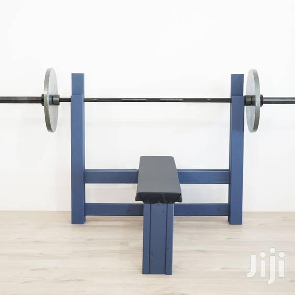 Locally Made Bench Press With Incline and Flat