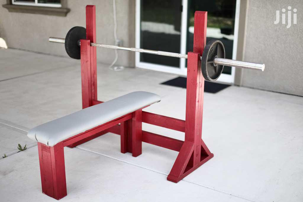 Locally Made Bench Press With Incline and Flat | Sports Equipment for sale in Kampala, Central Region, Uganda