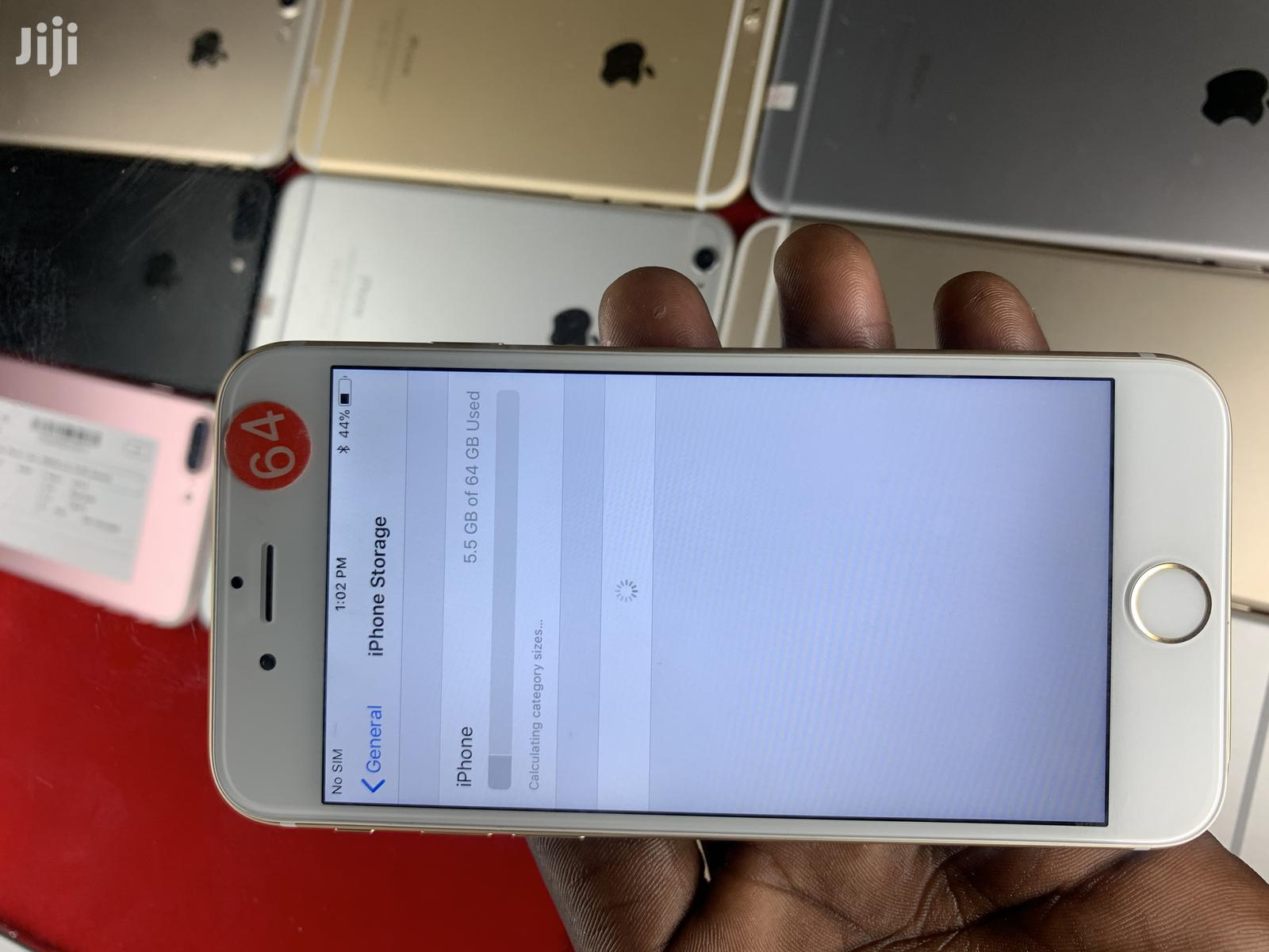 Archive: New Apple iPhone 6 64 GB Gold