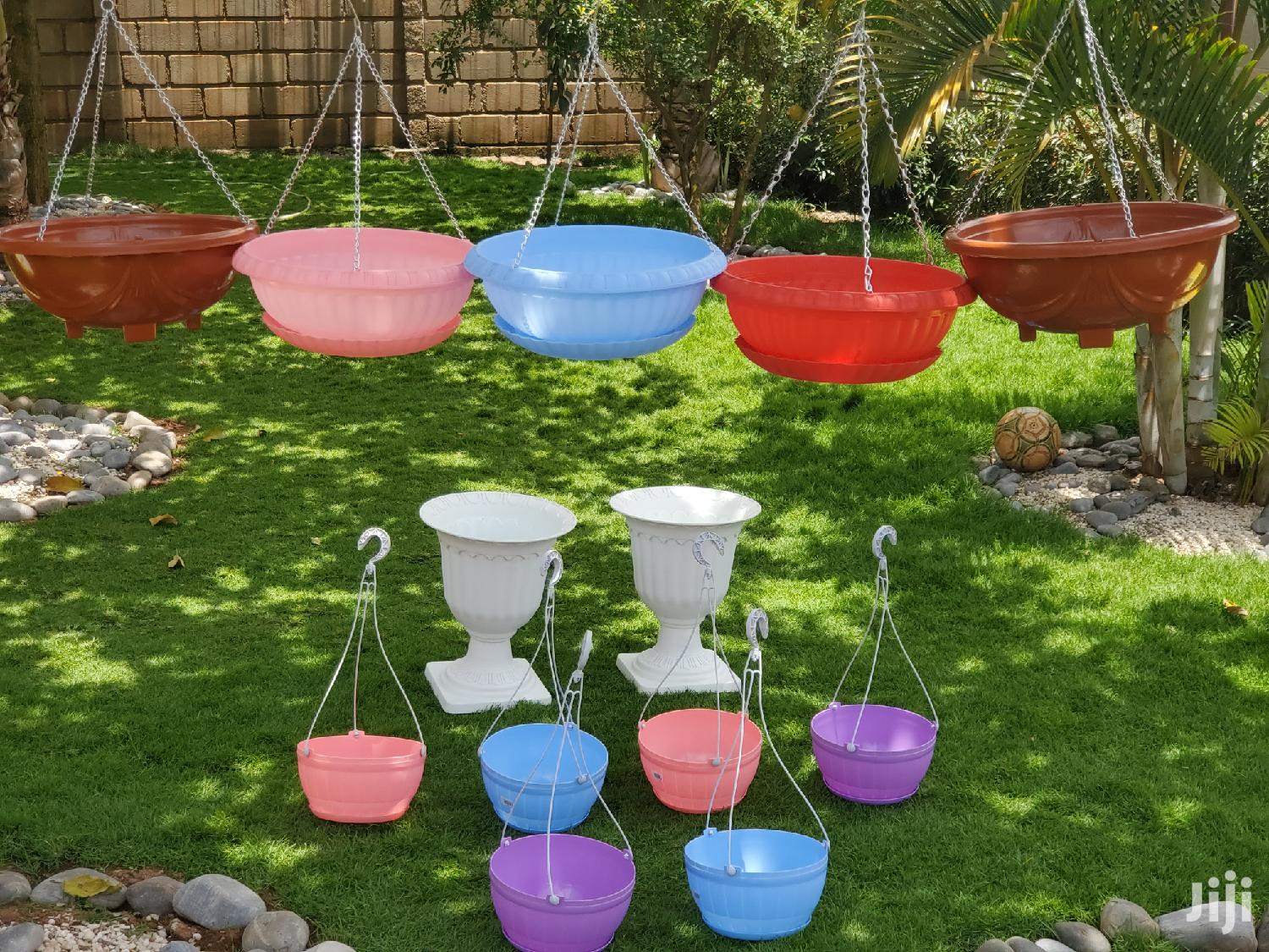 Plastic Garden Pots | Garden for sale in Kampala, Central Region, Uganda