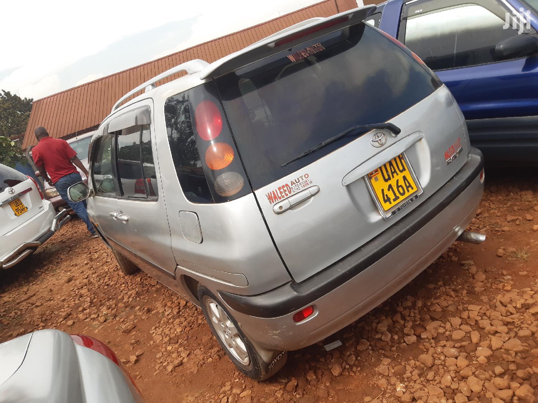 Toyota Raum 2003 Silver   Cars for sale in Kampala, Central Region, Uganda