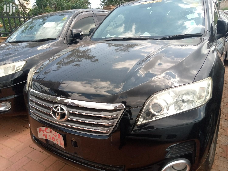 New Toyota Vanguard 2007 Black