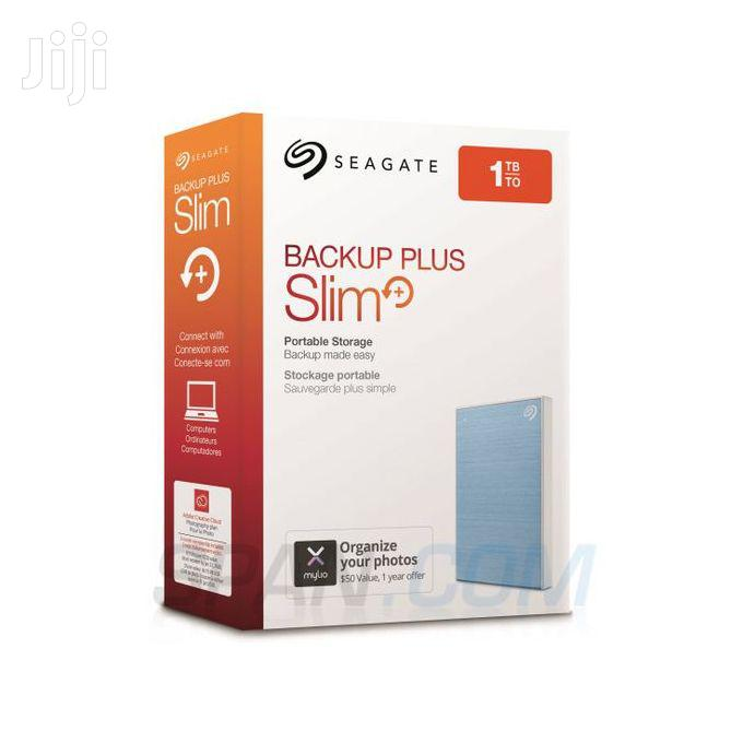 1TB External Hard Drive - Seagate | Computer Accessories  for sale in Kampala, Central Region, Uganda