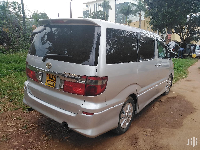 Toyota Alphard 2003 Silver | Cars for sale in Kampala, Central Region, Uganda