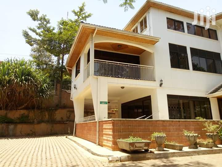 Seven Bedroom House In Kololo For Rent