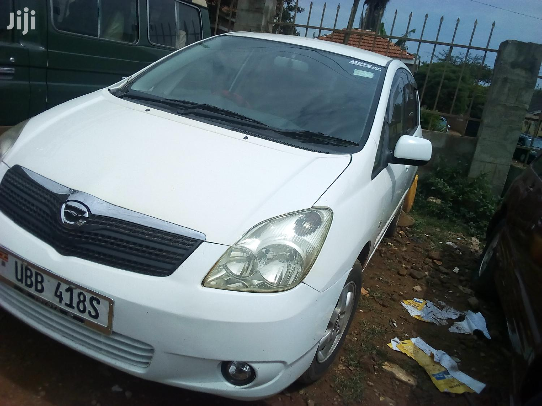 Archive: Toyota Spacio 2005 White