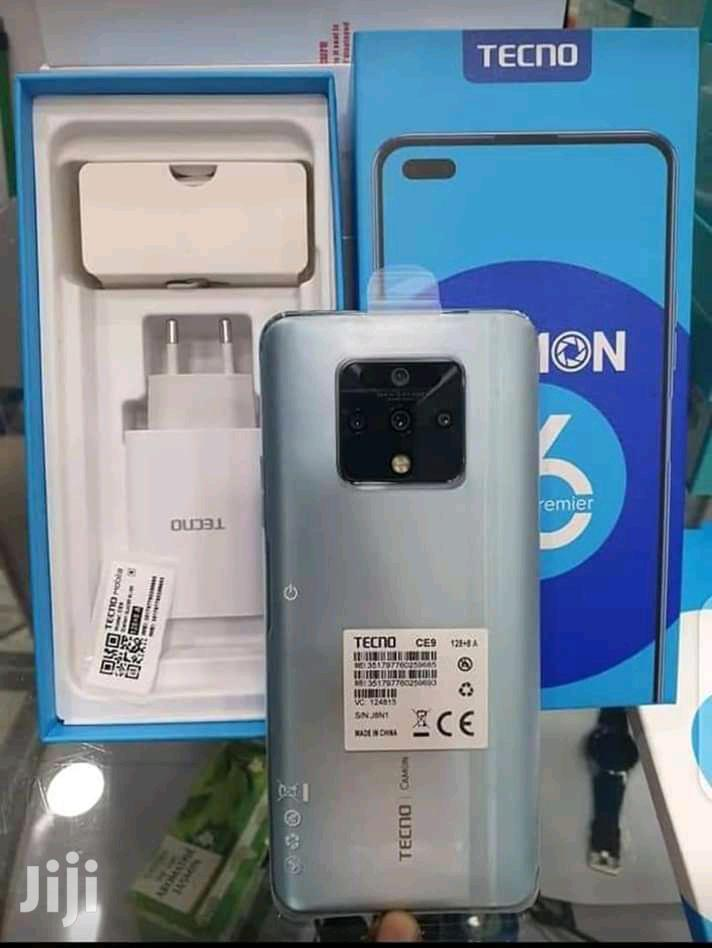 New Tecno Camon 16 Premier 128GB Gray | Mobile Phones for sale in Kampala, Central Region, Uganda