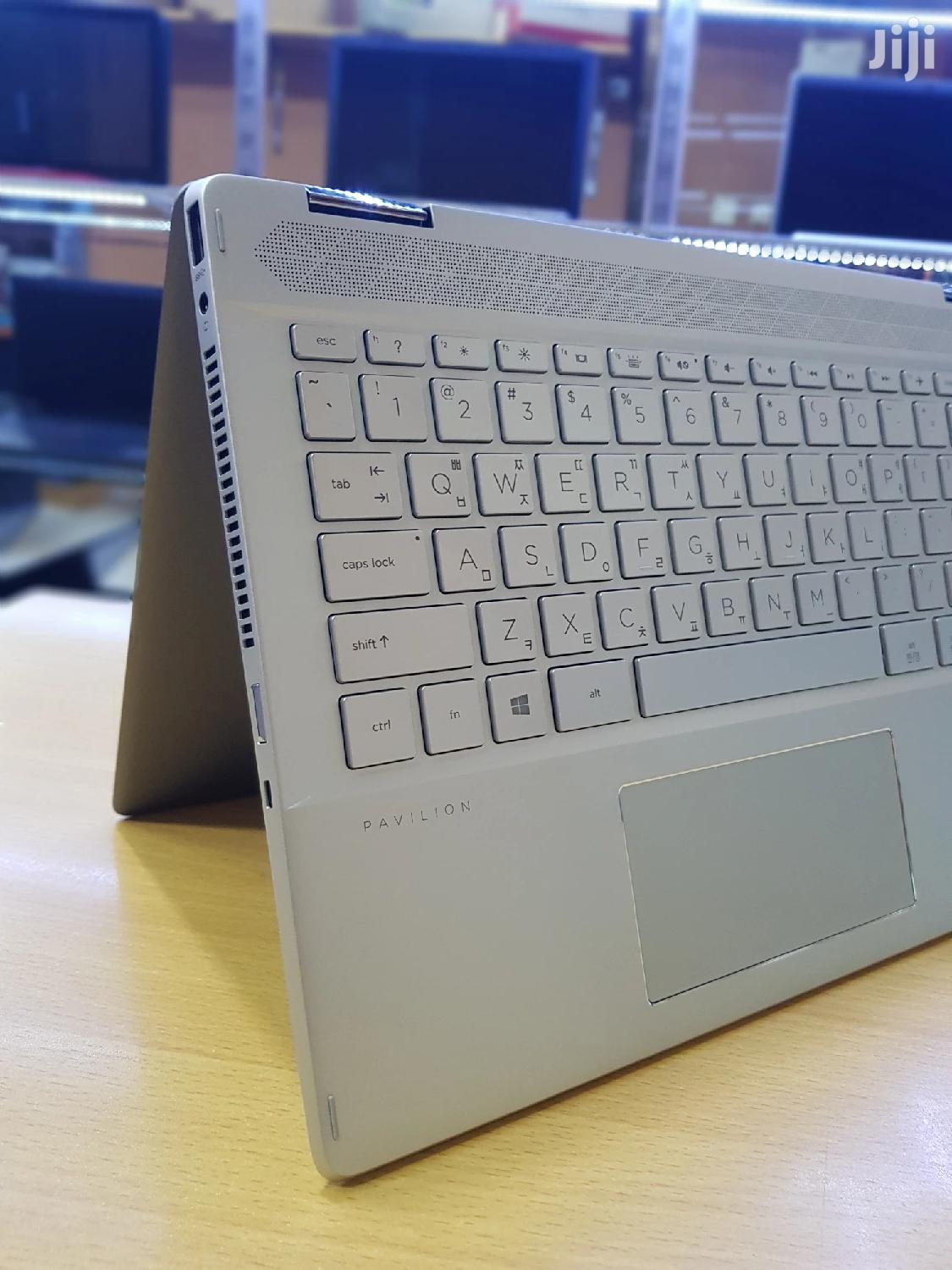 New Laptop HP Pavilion X360 14 8GB Intel Core I5 HDD 1T | Laptops & Computers for sale in Kampala, Central Region, Uganda