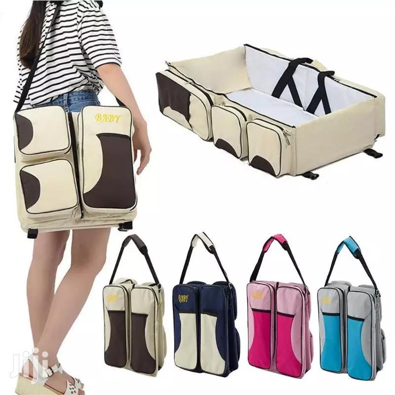 Baby Travel Bed And Bag