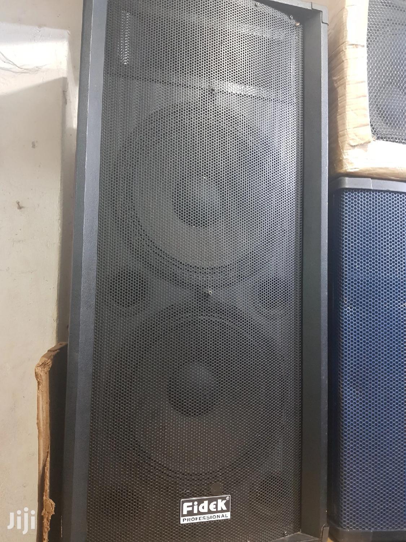 Fidek Proffesional Bass Speaker
