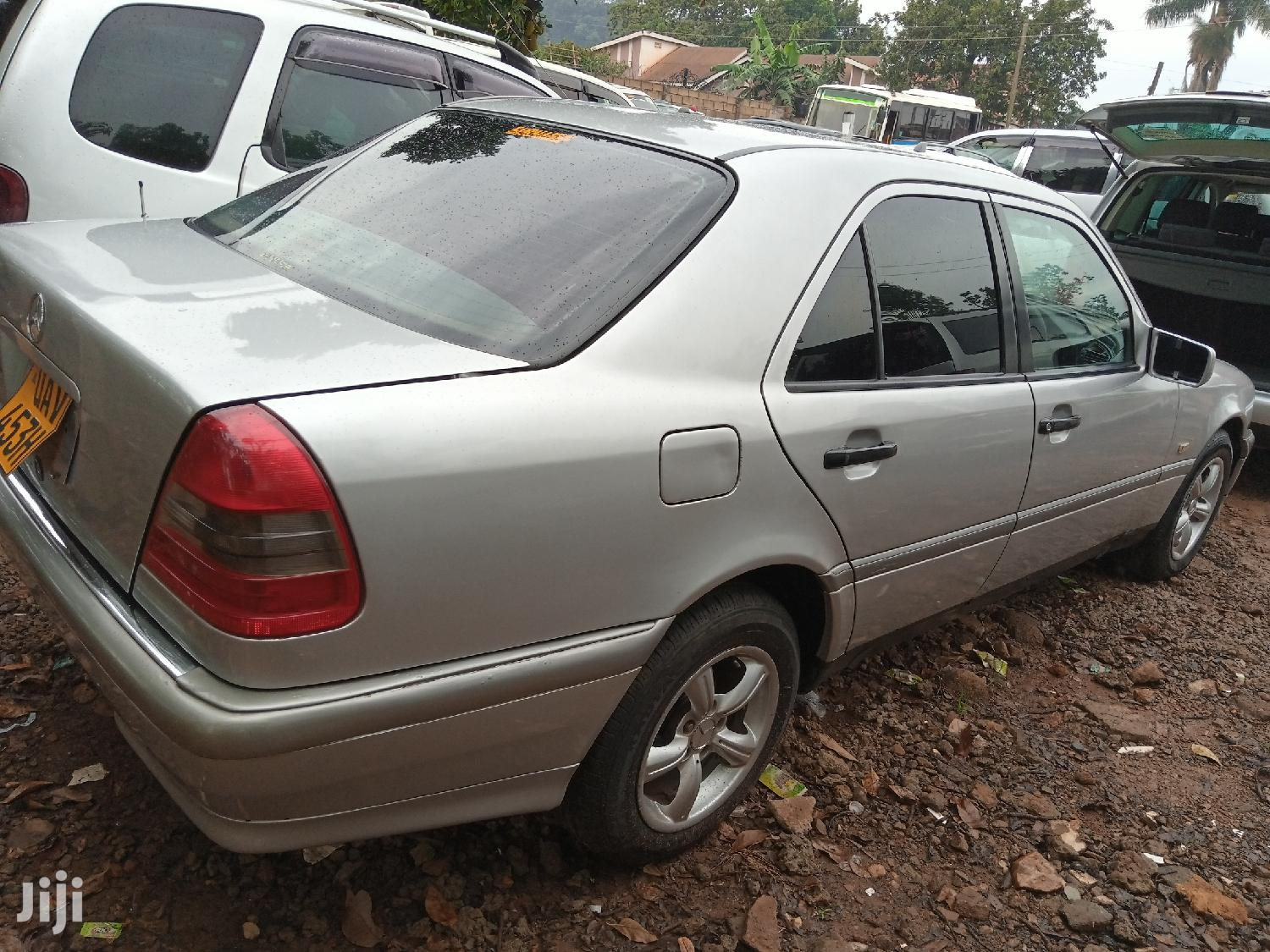 Mercedes-Benz C200 2000 Silver | Cars for sale in Kampala, Central Region, Uganda