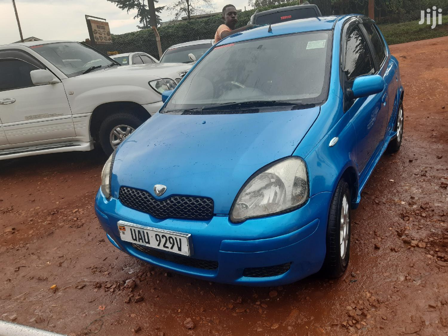 Toyota Vitz 2005 Blue | Cars for sale in Kampala, Central Region, Uganda