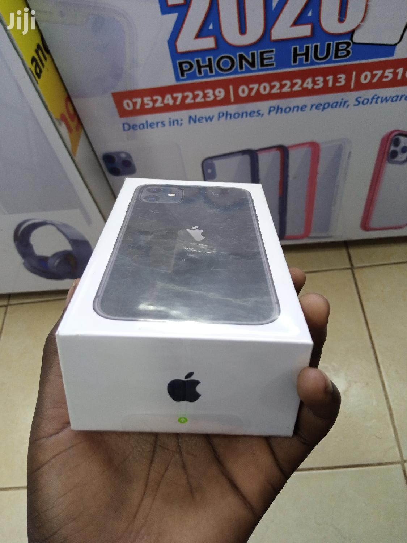 New Apple iPhone 11 64 GB Black   Mobile Phones for sale in Kampala, Central Region, Uganda