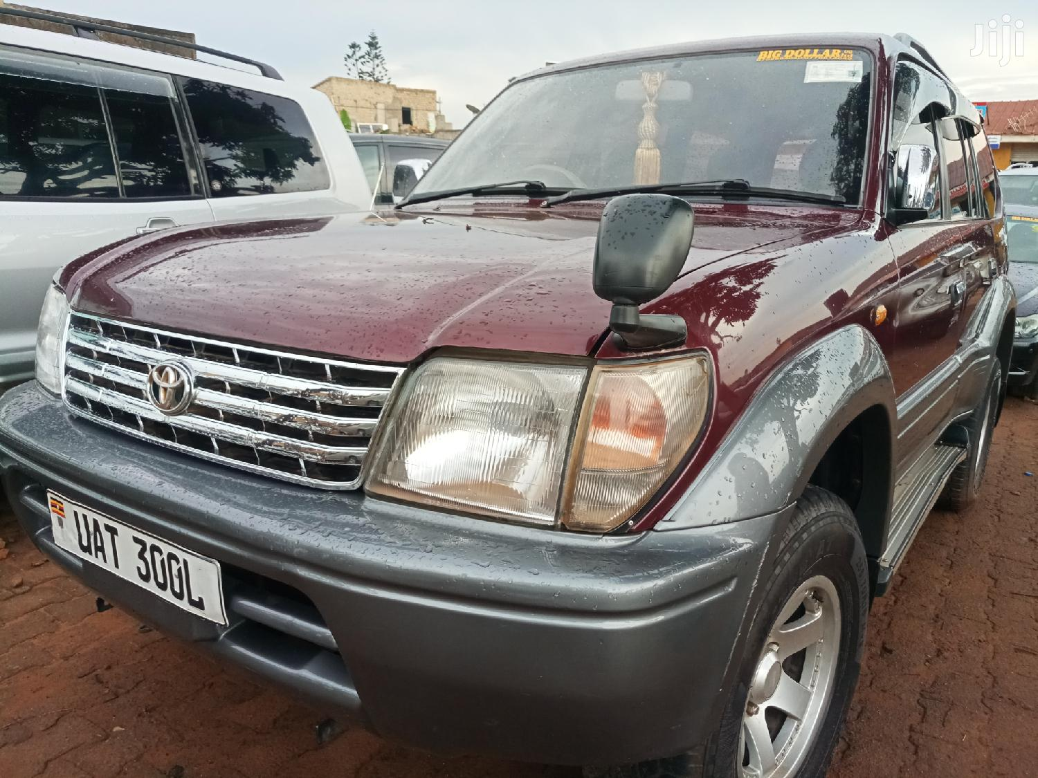 Toyota Land Cruiser Prado 1998 | Cars for sale in Kampala, Central Region, Uganda