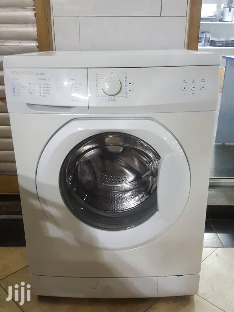 Archive: Sharp Washing Machine