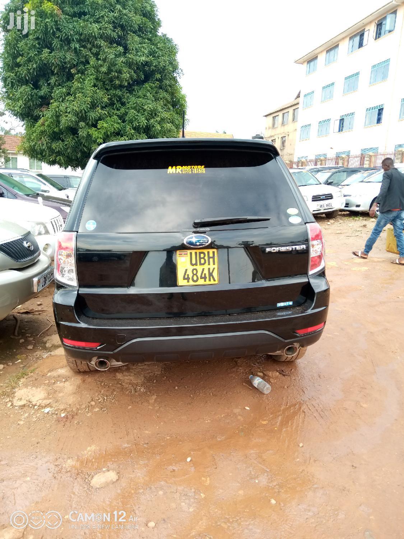 Subaru Forester 2008 Black | Cars for sale in Kampala, Central Region, Uganda