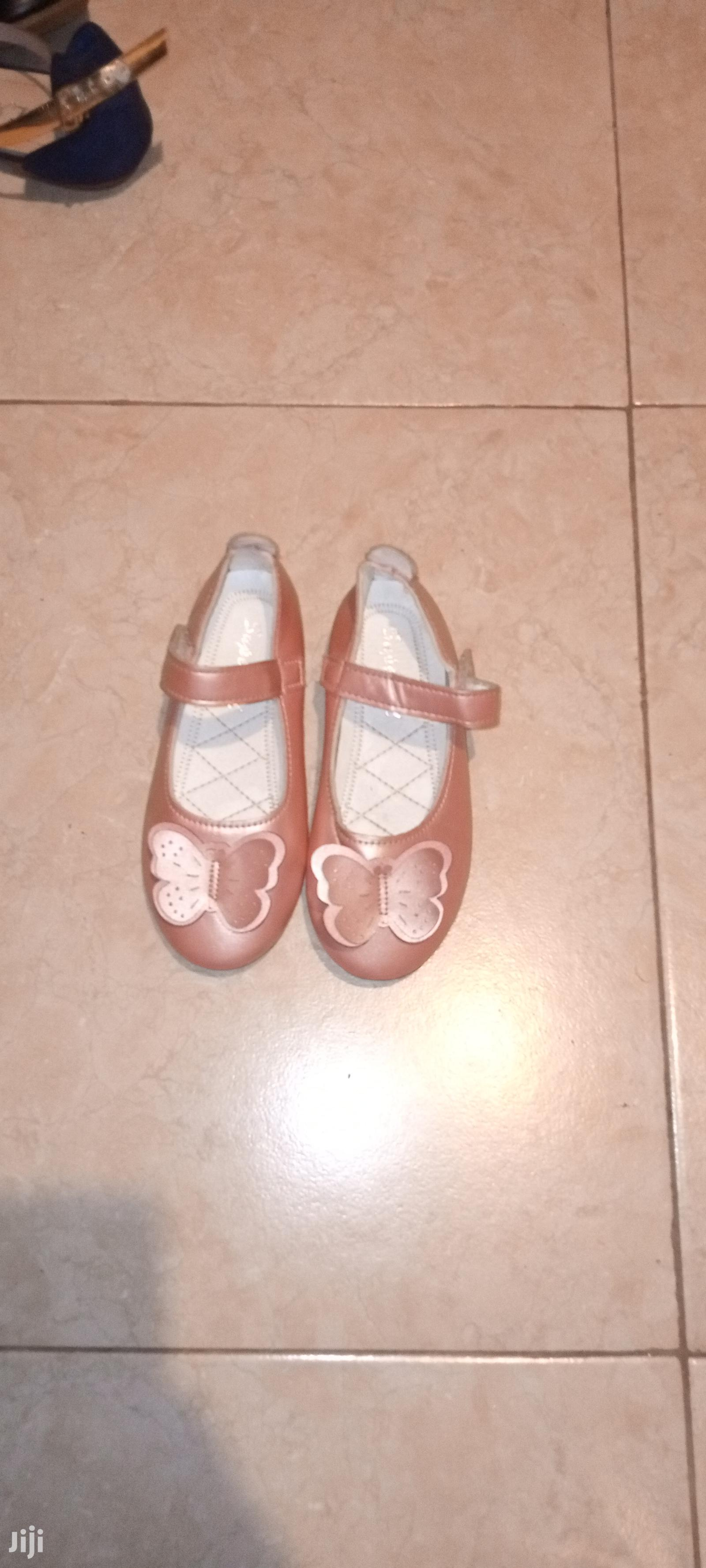 Baby Girl's Party Balley Shoes