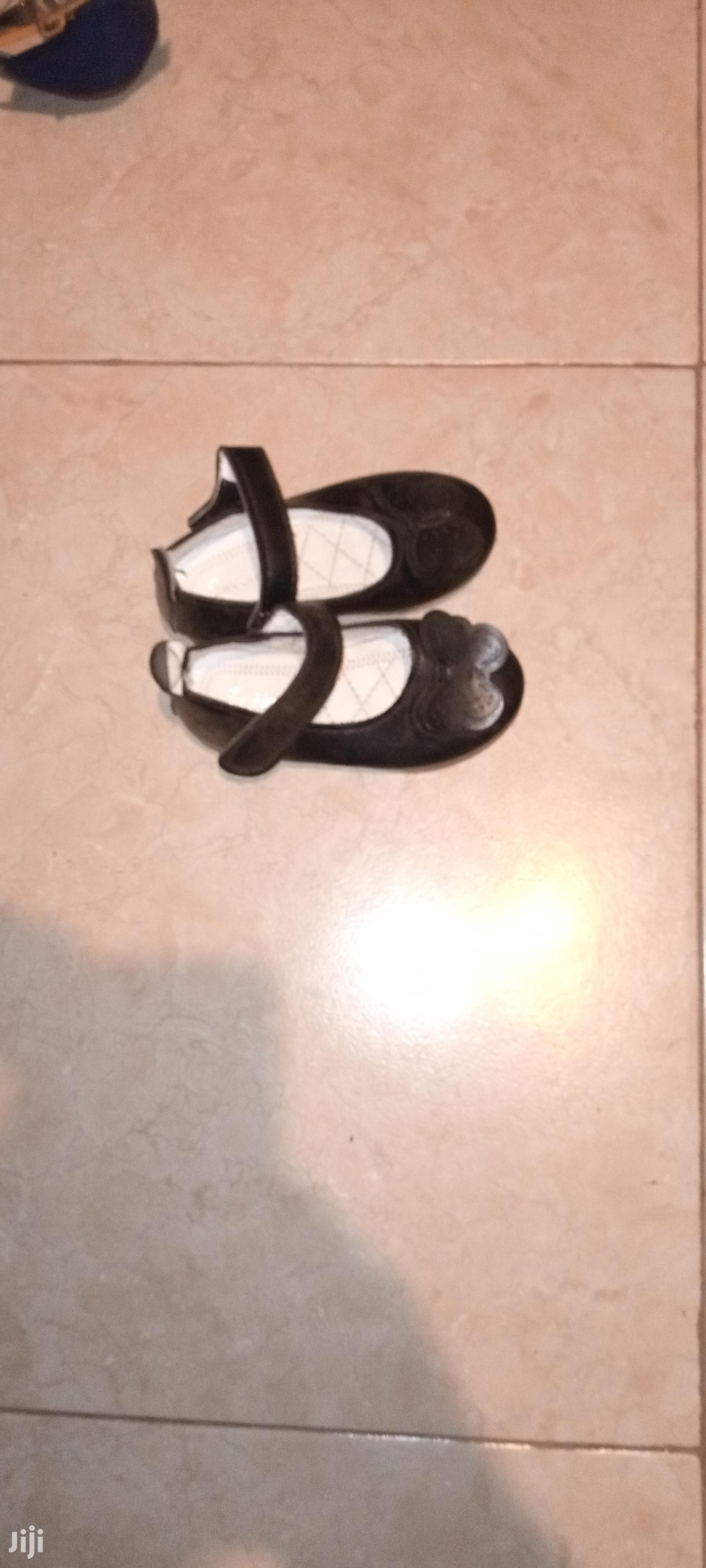 Archive: Baby Girls Party Ballet Shoes