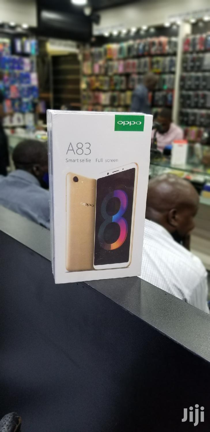 Archive: New Oppo A83 32 GB Gold