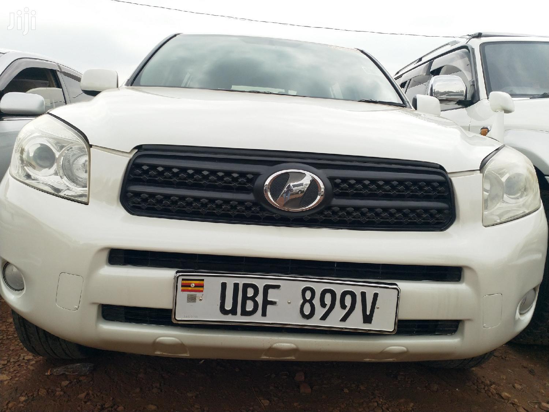 Toyota RAV4 2007 1.8 White