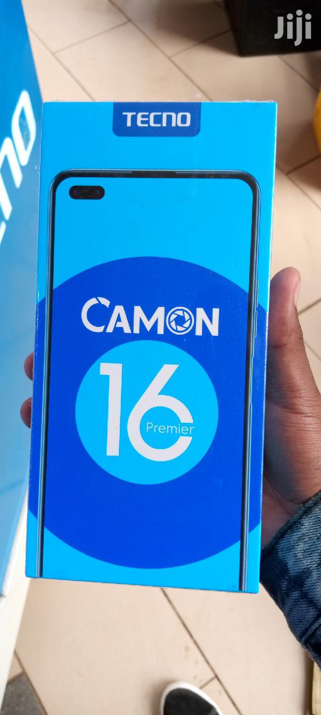 New Tecno Camon 16 Premier 128GB White
