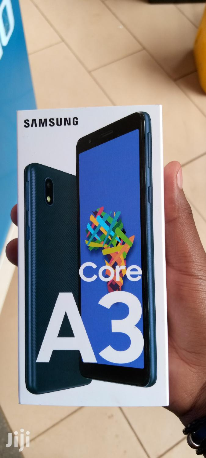 New Samsung Galaxy A3 Core Black | Mobile Phones for sale in Kampala, Central Region, Uganda