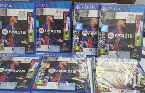 FIFA 21 Ps4 and Ps5 Cd Game   Video Games for sale in Central Region, Kampala