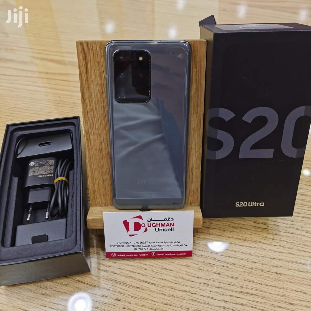 New Samsung Galaxy S20 Ultra 128 GB Gray | Mobile Phones for sale in Kampala, Central Region, Uganda