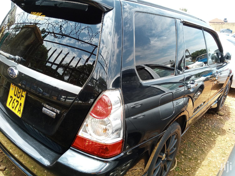 Archive: Subaru Forester 2006 Black