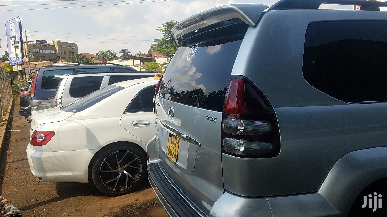 Toyota Land Cruiser Prado 2004 Silver | Cars for sale in Kampala, Central Region, Uganda