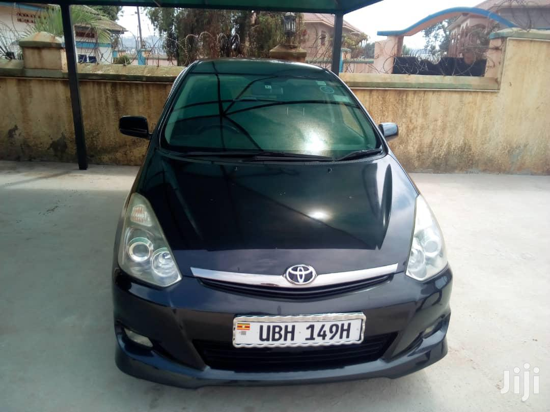 Archive: Toyota Wish 2008 Black