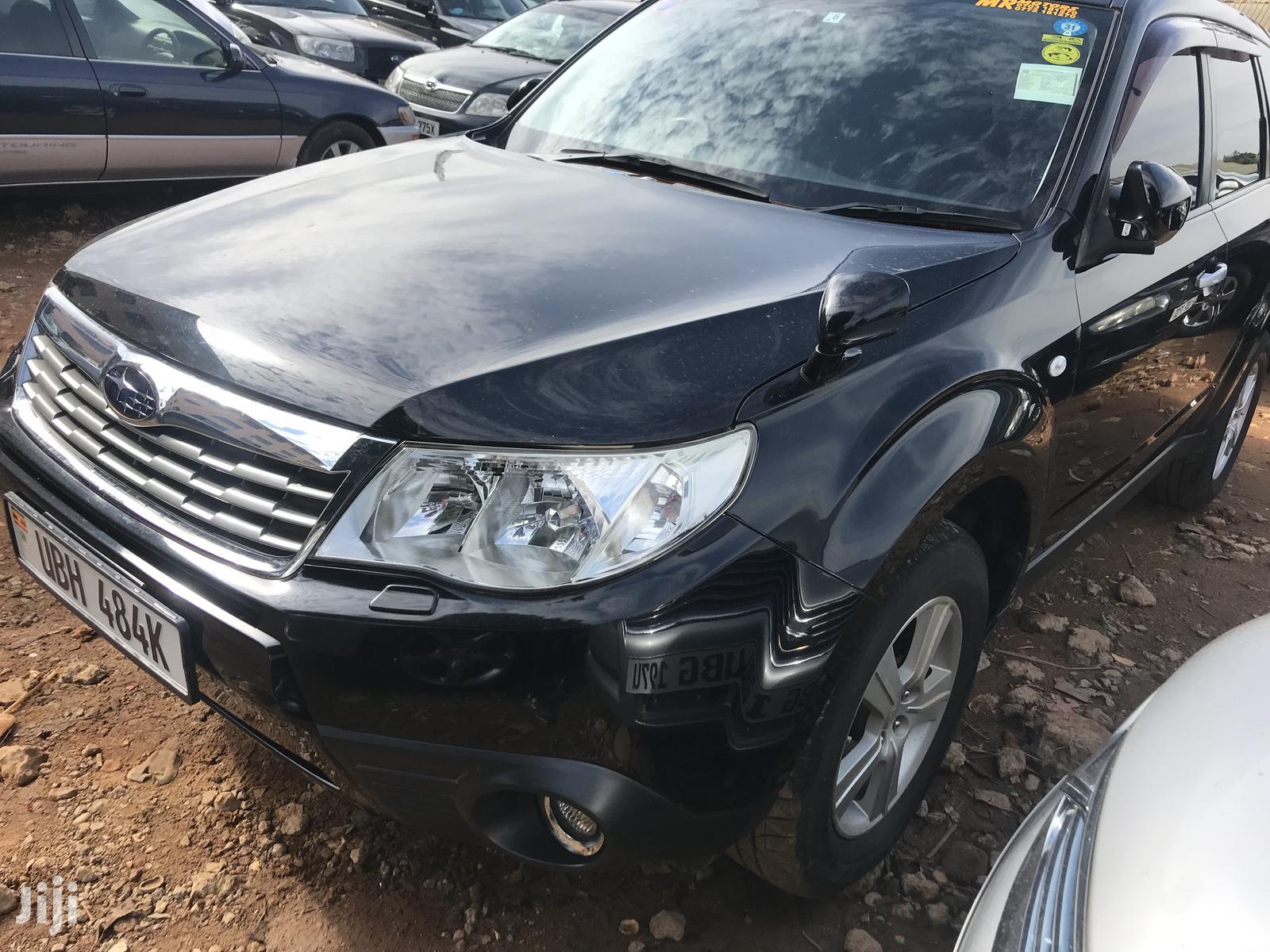 Archive: New Subaru Forester 2008 Black