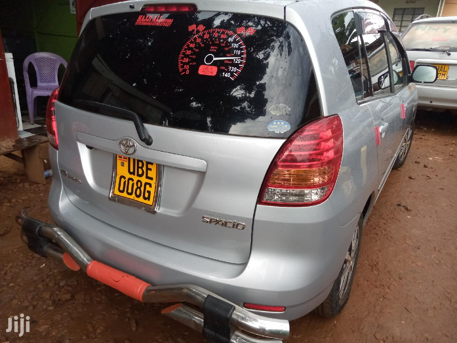 Toyota Spacio 2004 Silver | Cars for sale in Kampala, Central Region, Uganda