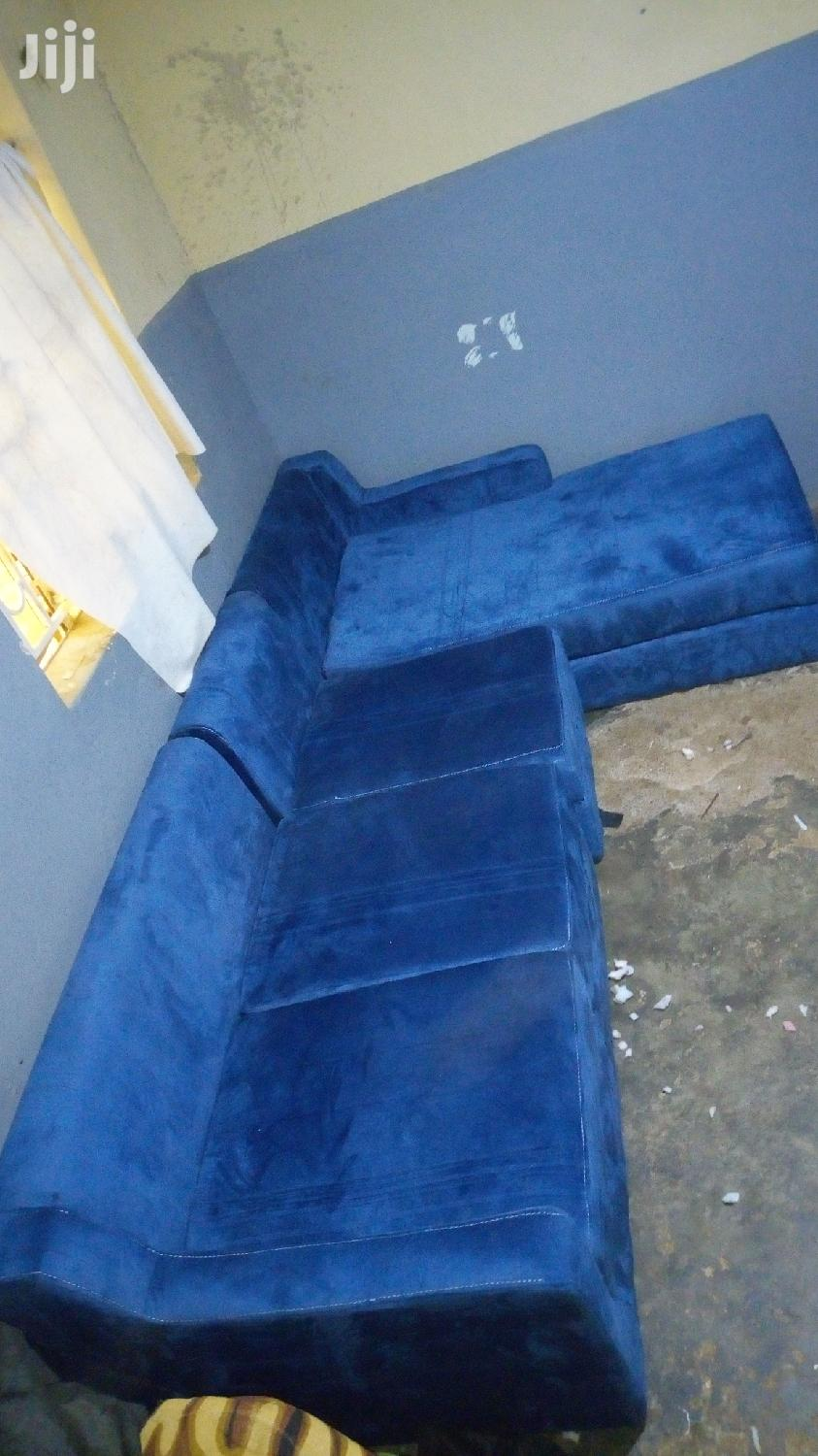 Six Seater L Shaped Sofa | Furniture for sale in Kampala, Central Region, Uganda