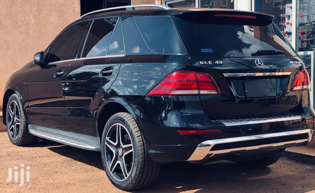 Mercedes-Benz GLE-Class 2016 Black | Cars for sale in Kampala, Central Region, Uganda