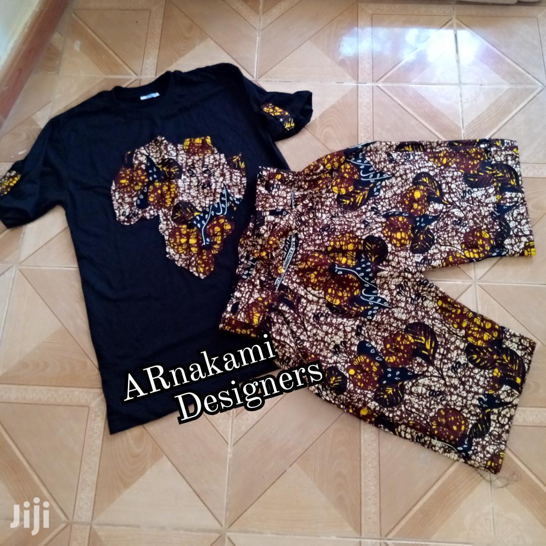 African Wear (Modern Designs)