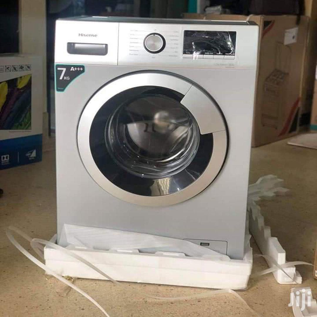 Hisense 7kg Front Loader Washing Machine