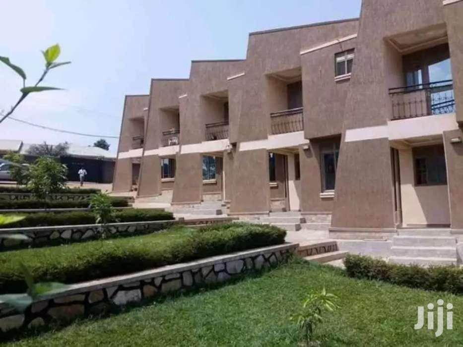 Kisaasi Two Bedrooms Duplex House for Rent