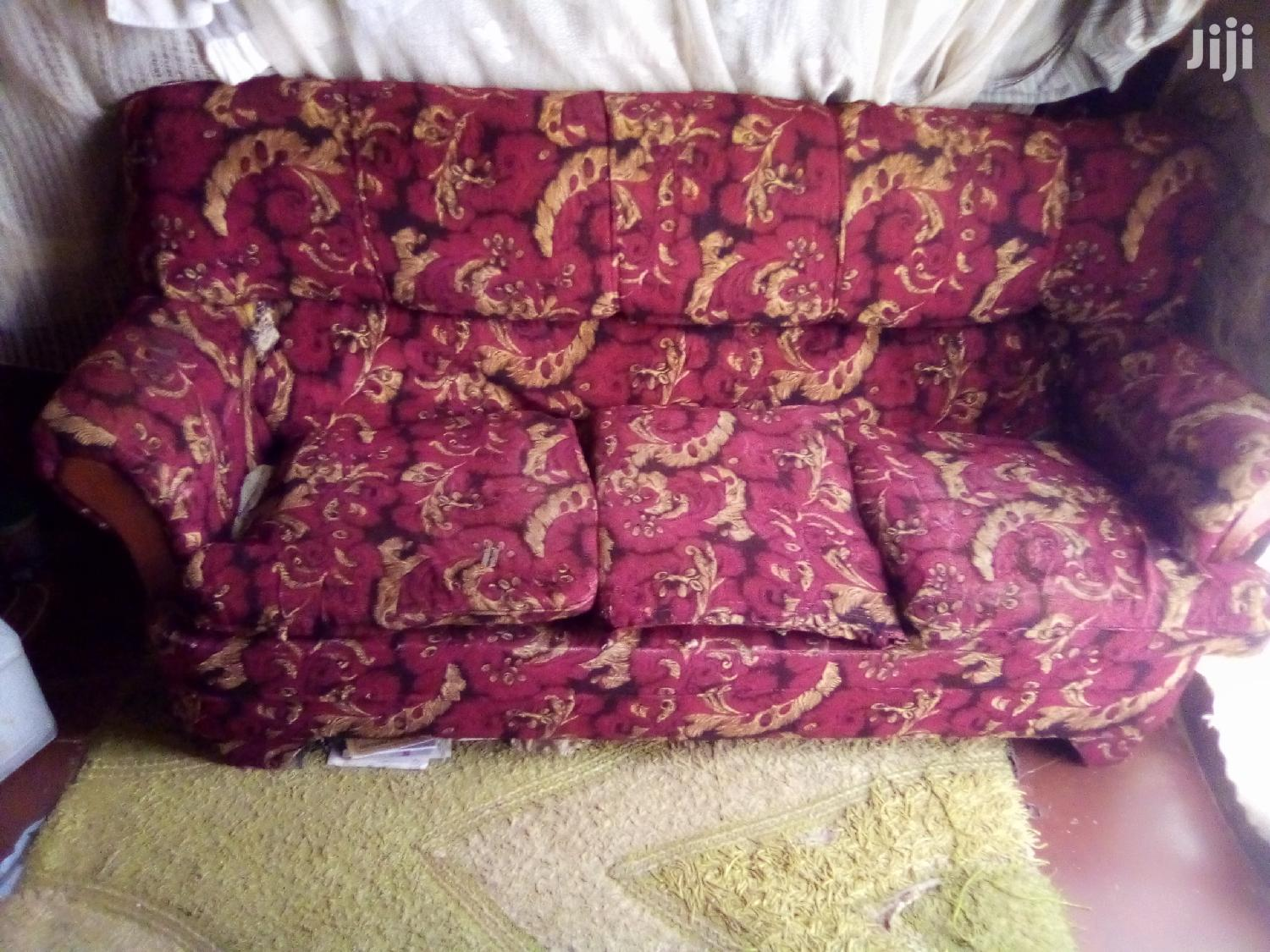 Archive: Sofaset 5 Seater Sofas for Sale
