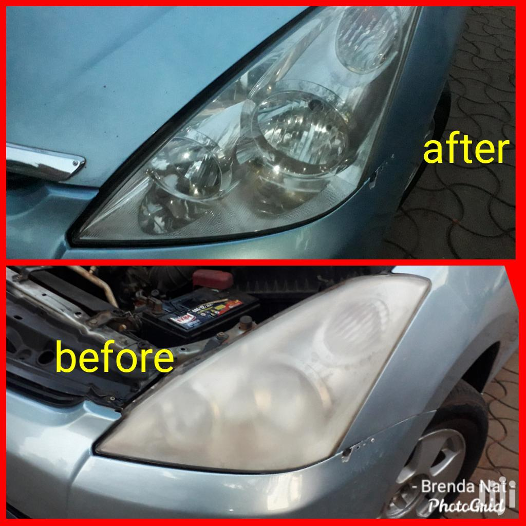 Archive: Perfect Headlight Cleaning Services