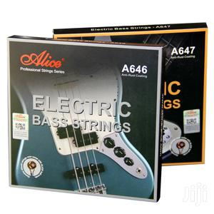 ELECTRIC Bass Guitar Strings | Musical Instruments & Gear for sale in Central Region, Kampala