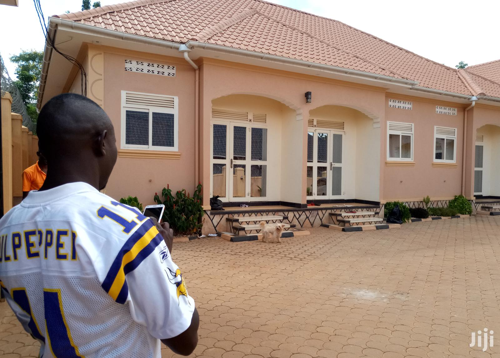 Najjera Double House for Rent S