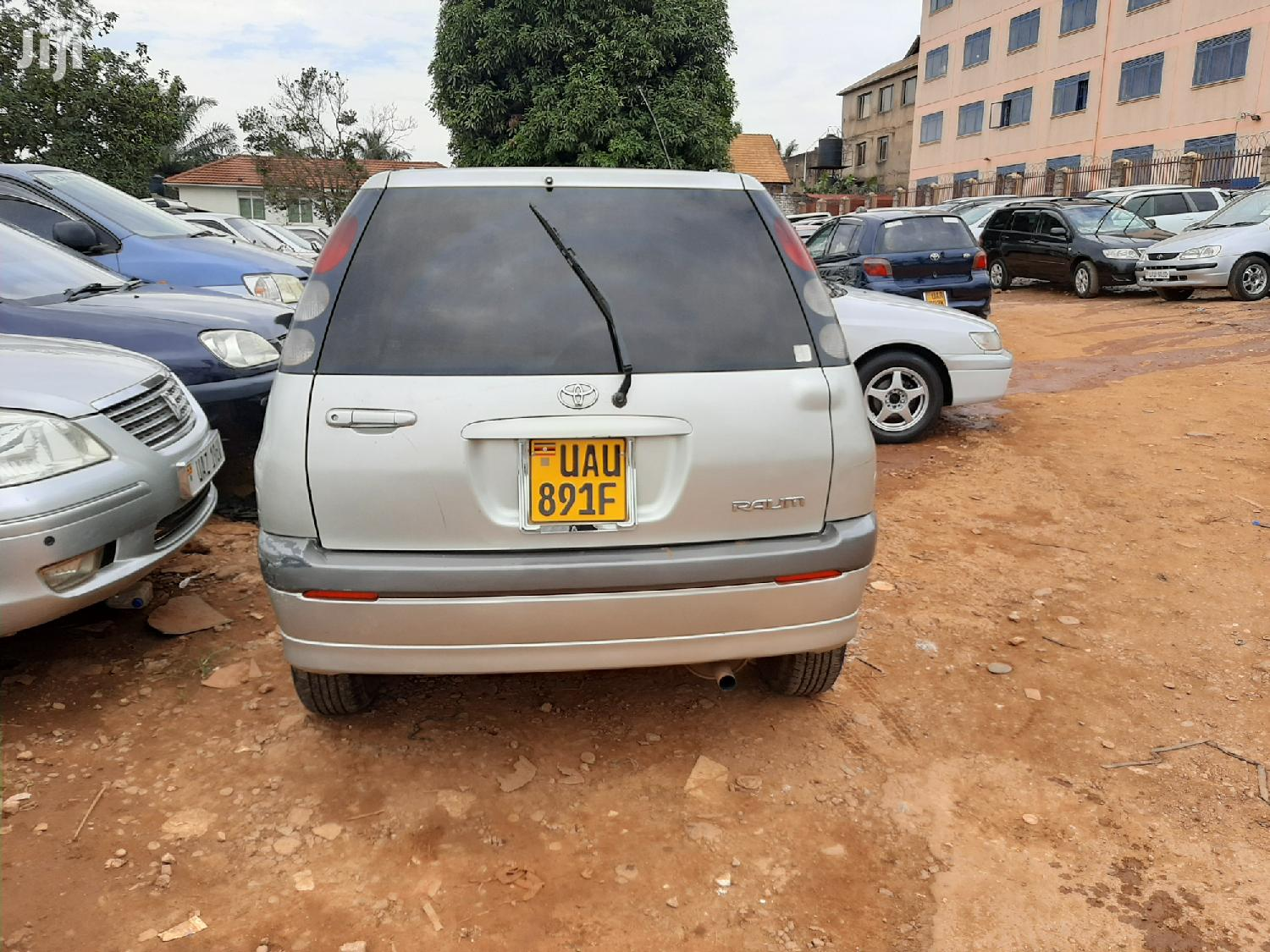 Toyota Raum 1998 Silver | Cars for sale in Kampala, Central Region, Uganda