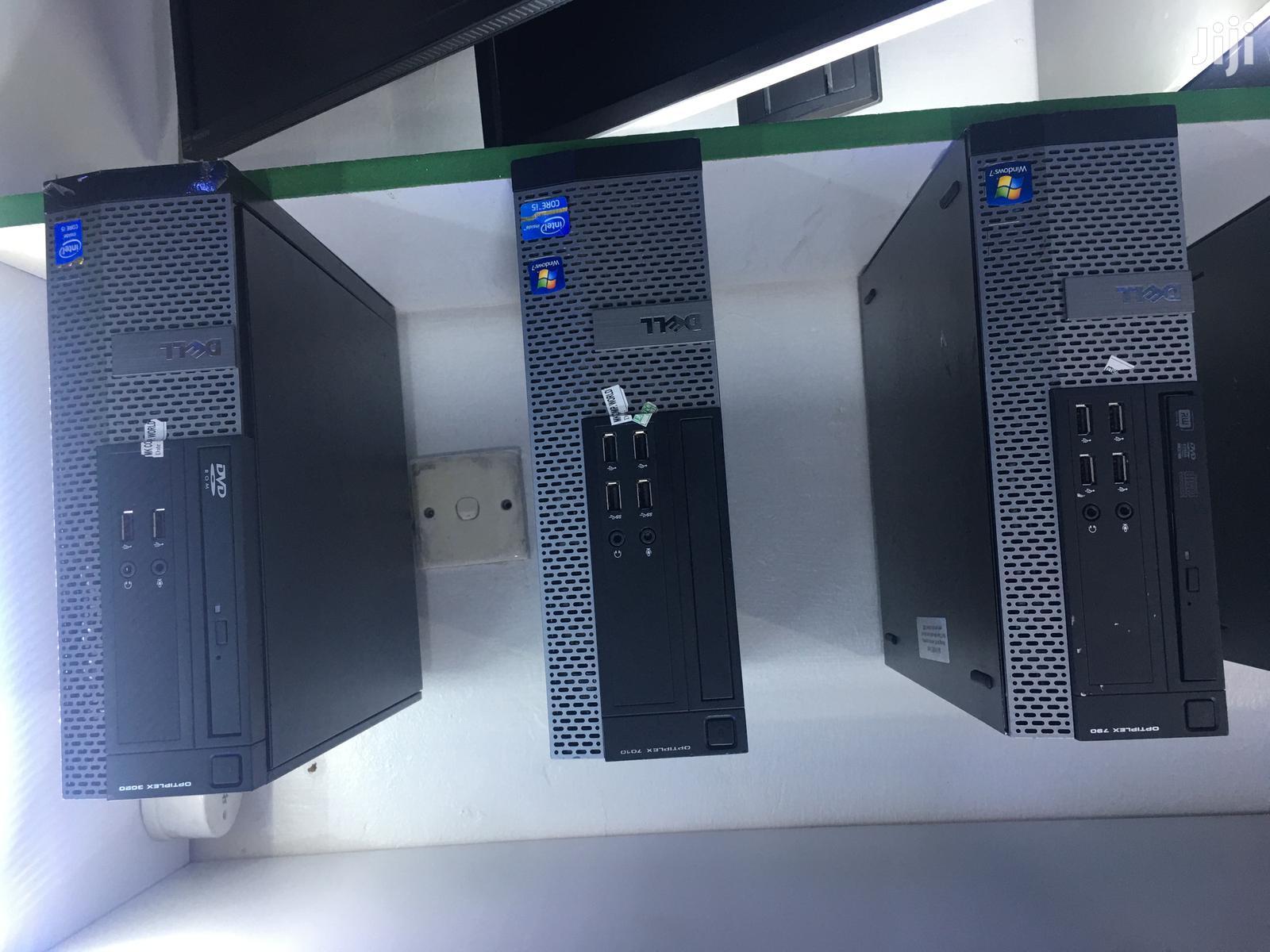Archive: Desktop Computer Dell 4GB Intel Core i5 HDD 500GB