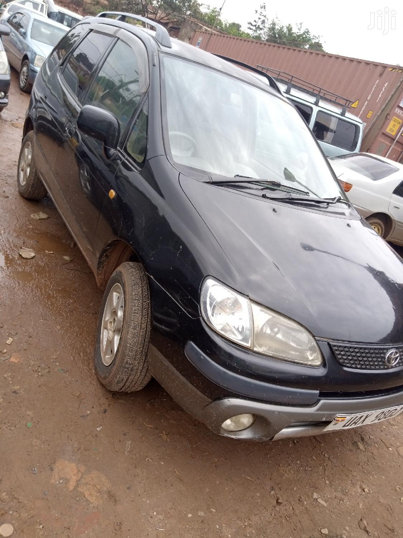 Toyota Spacio 1998 Black