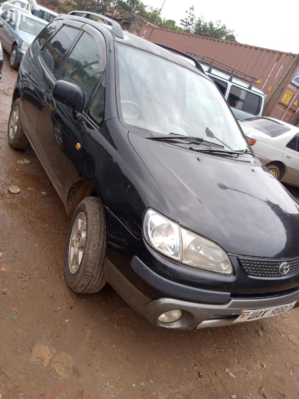Toyota Spacio 1998 Black | Cars for sale in Wakiso, Central Region, Uganda