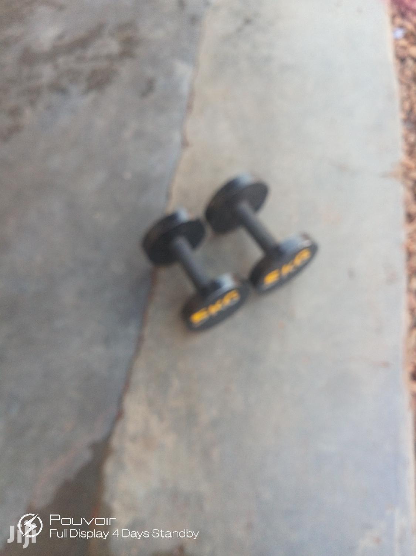Gym Dumbbells | Sports Equipment for sale in Kampala, Central Region, Uganda