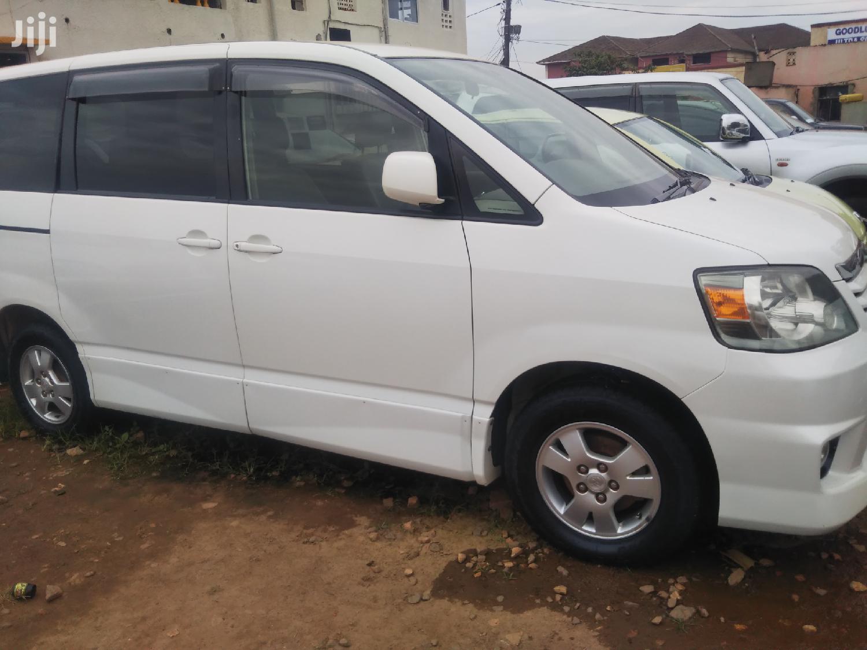 Toyota Noah 2003 White | Cars for sale in Kampala, Central Region, Uganda