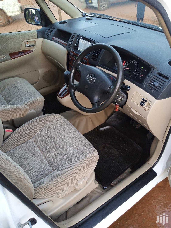 Archive: Toyota Spacio 2003 White